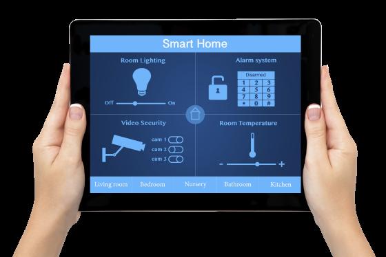 Monitorimi SMART i shtëpis & Sistemet e Sigurisë