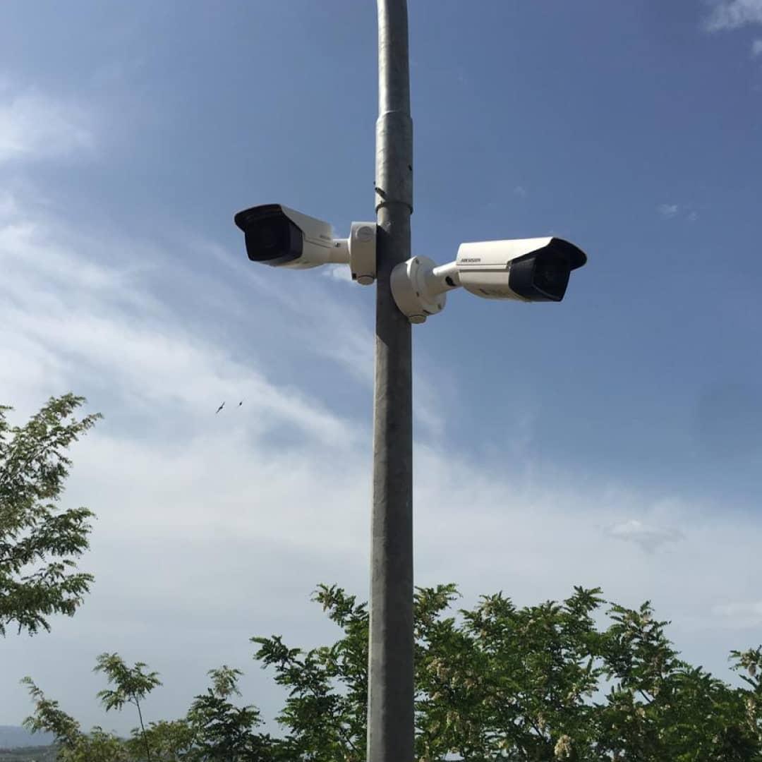 Kamera të jashtme
